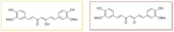 cucurmin molecules