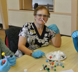 Testing chiral discrimination in Warwickshire