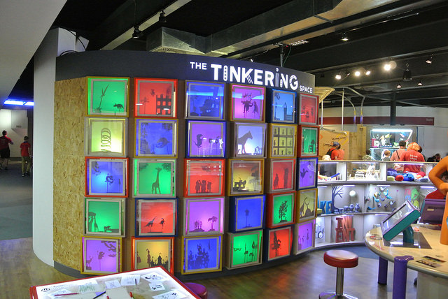The Tinkering Space
