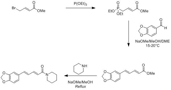 piperine-scheme1