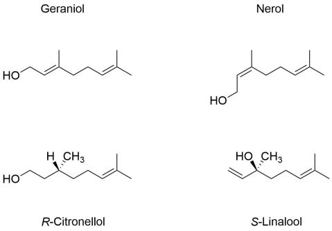 monoterpenoids